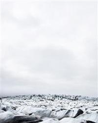 fláajökul, plate i, iceland by caleb cain marcus
