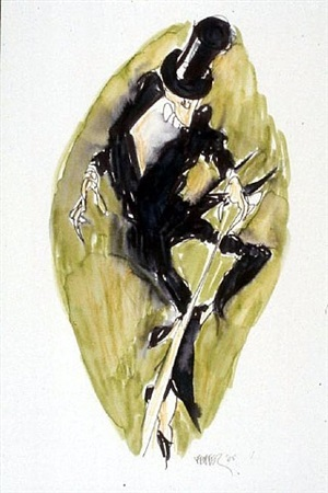 boogaloo by jules feiffer