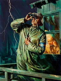 vigilant in the storm by harold n. anderson