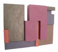 wall relief v by alberto lenz