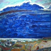 blue by bernard chaet