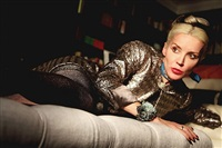 daphne guinness, reclining, new york, i by alex geana