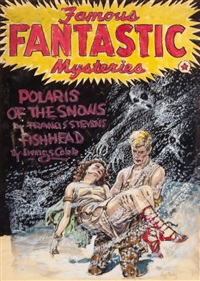 famous fantastic mysteries by virgil finlay