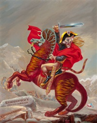 rhudiprrt, prince of fur, paperback cover by kelly freas