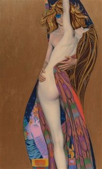 the kiss (klimt), hot to trot paperback cover by morgan kane