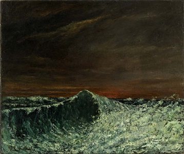 landscapes 1872 2012 by gustave courbet