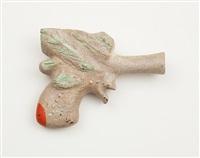 bronze gun by joel tomlin