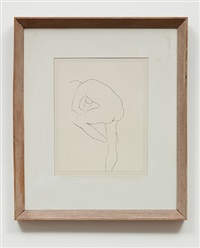 nude by roger hilton