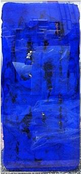 totem blu by marcello lo giudice