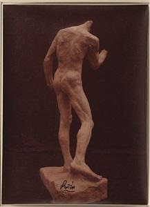 handless, headless pierre de wiessant by jacques ernest bulloz