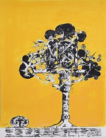 thorn structure by graham sutherland