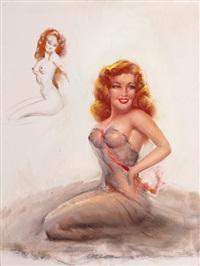 the artist's wife by earl macpherson