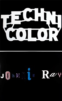 technicolor and johnnie ray (for jack smith) - 2 works by jack pierson