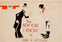 the new york i know by john held