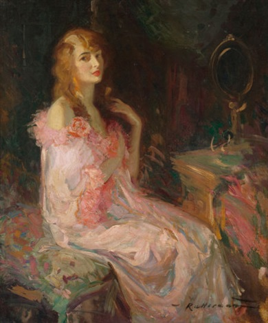the pink robe by walter g ratterman