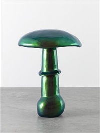 mushroom (bc t 500 gemini 0006) by sylvie fleury