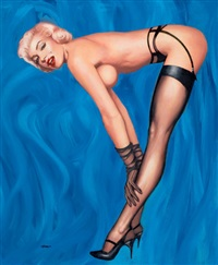 marilyn heatwave by ron lesser