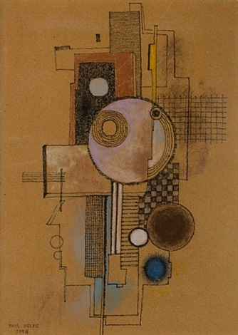 untitled composition by paul kelpe