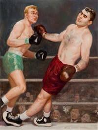 the final jab by john newton howitt