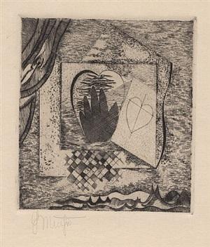 hand-herz by georg muche