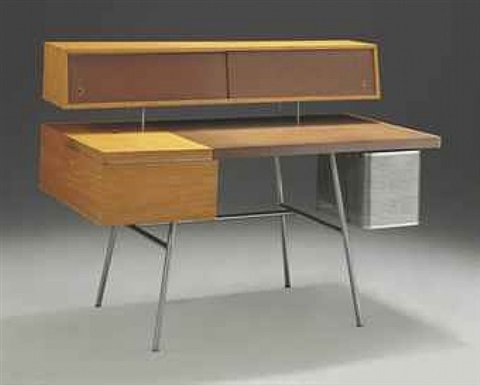 home office desk by george nelson