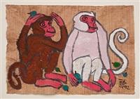 primate time by dang xuan hoa