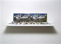 double mountain by peter liversidge
