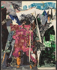 paradisier by jean paul riopelle