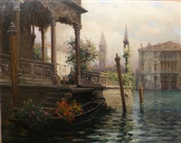 venice by louis aston knight
