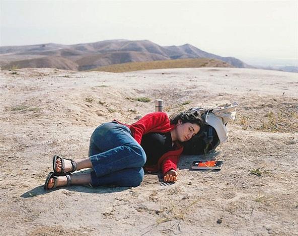 nili asleep, nebi musa by yaakov israel