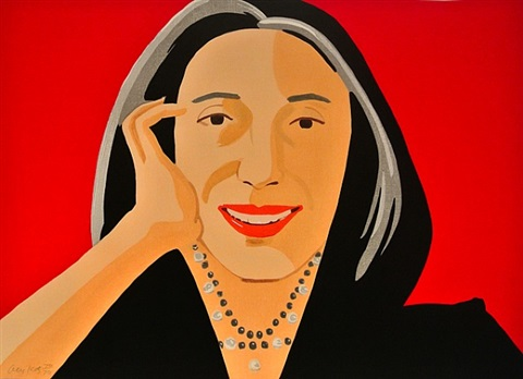 red ada by alex katz