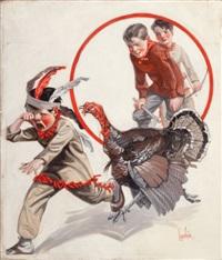 cruel intentions, magazine cover by frederick loewenheim