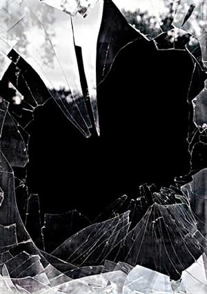 shattered by øystein dahlstrøm