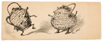 pot and kettle by thomas nast