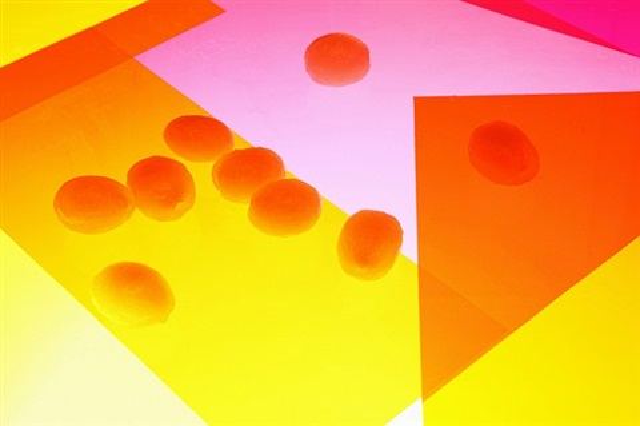 lychee/ geometry 1 by alex geana