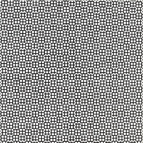 untitled (verticals and horizontals) by françois morellet