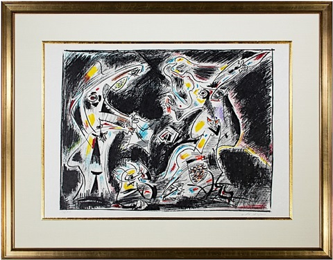 judith (inventory #5902g) by andré masson
