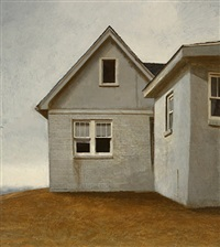 my childhood home by bo bartlett