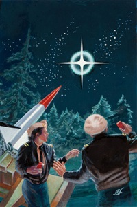the coming by kelly freas
