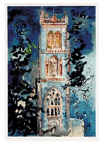 huish-episcopi by john piper
