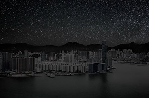 hong kong 22° 17' 22'' n 2012-03-23 lst 16:16 by thierry cohen