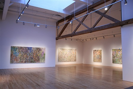 larry poons new paintings by larry poons