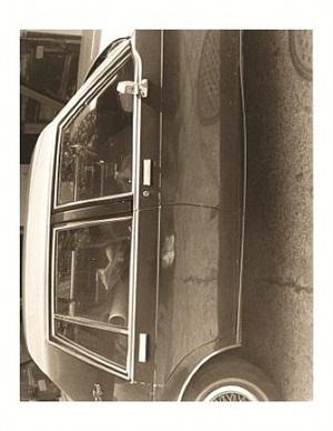 untitled (car) by trisha donnelly