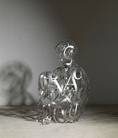 sappho by jaume plensa