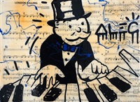 piano london calling by alec monopoly