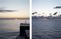 sunrise #2/ sunset #2 by catherine opie