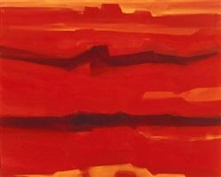 painted desert iii by bernd zimmer