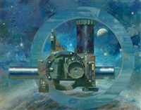 machine still life by paul lehr
