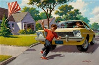safety first by arthur saron sarnoff