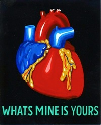 what's mine is yours by stephen powers